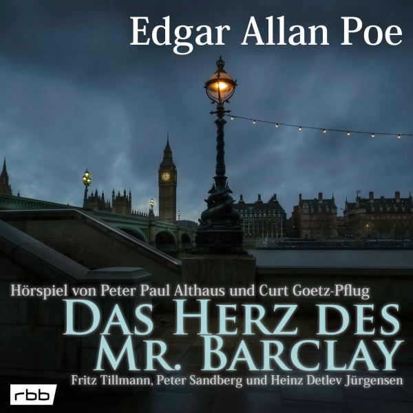 Das Herz des Mr. Barclay - Edgar Allan Poe - Download