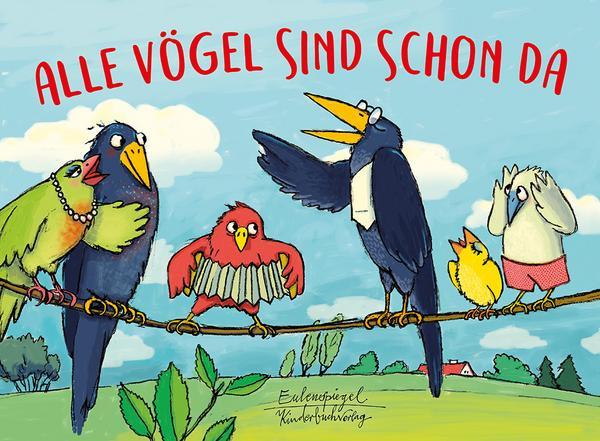 Alle Vögel sind schon da (Buch)