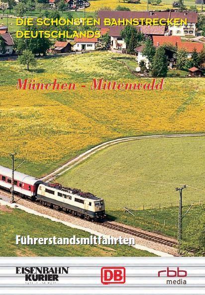 Von München nach Mittenwald DVD