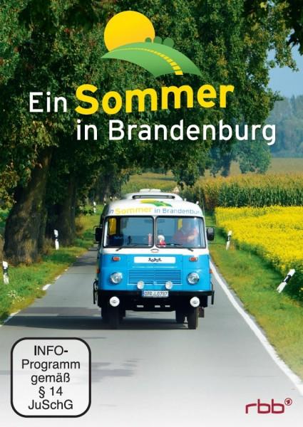 Ein Sommer in Brandenburg DVD