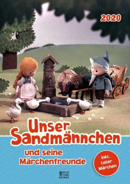 Unser Sandmännchen Märchenfreunde - Kalender 2020