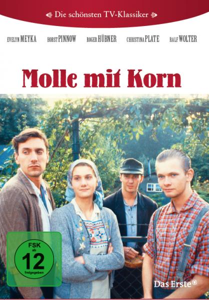 Molle mit Korn - Neuauflage (4er DVD-Box)