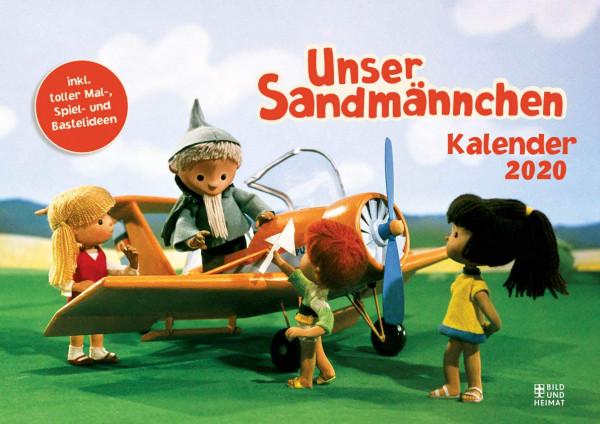Unser Sandmännchen Kalender 2020