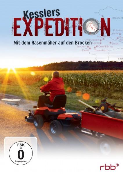 Kesslers Expedition - Mit dem Rasenmäher auf den Brocken DVD
