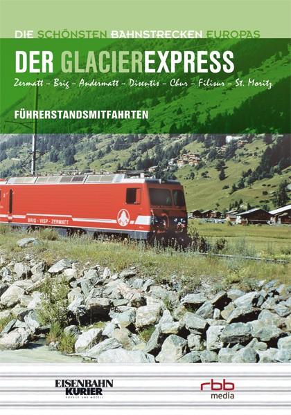 Der Glacier-Express DVD