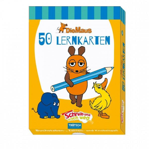 Die Maus - 50 Lernkarten