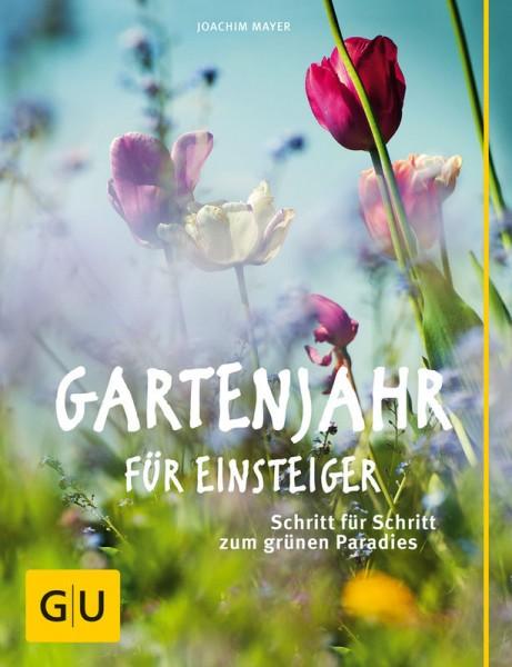 Gartenjahr für Einsteiger (Buch)