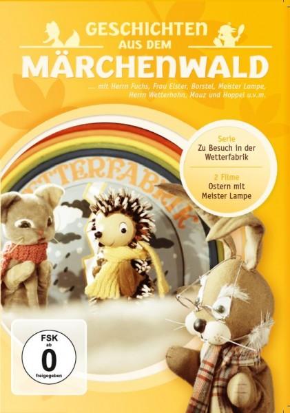 Geschichten aus dem Märchenwald DVD Vol. 3