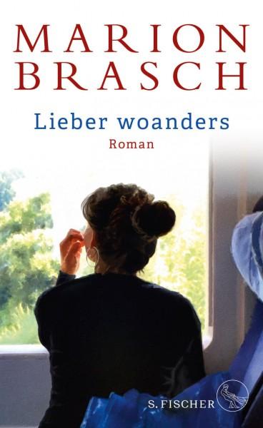 Marion Brasch - Lieber woanders (Buch)