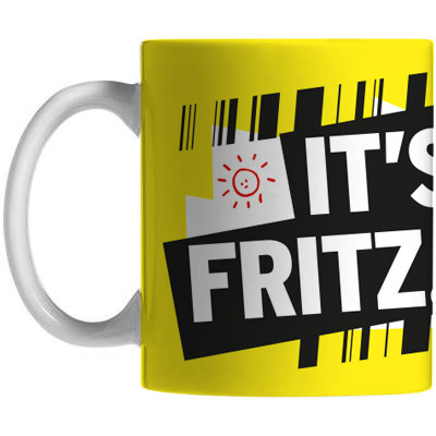 Fritz Tasse - It´s Fritz