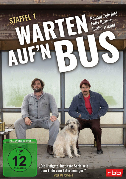 Warten auf´n Bus - Staffel 1 (DVD)