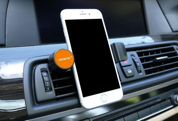 radioeins Handyhalterung fürs Auto