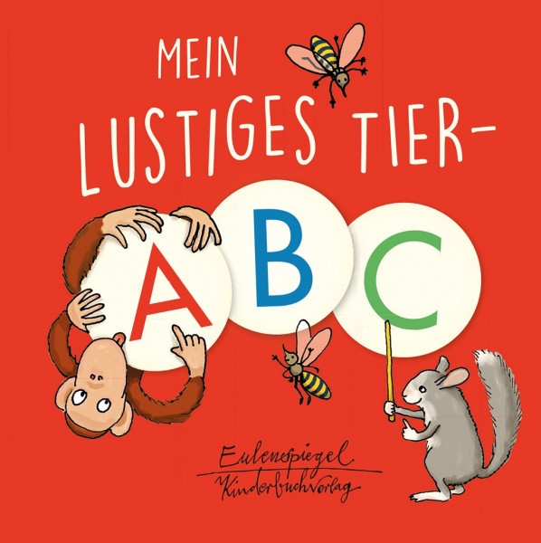 Mein lustiges Tier-ABC (Buch)