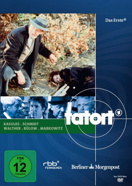 Tatort - Edition (6er DVD-Box)
