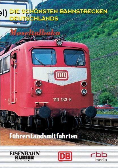 Die Moseltalbahn Cover