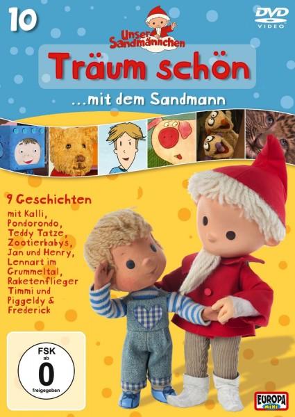 Unser Sandmännchen DVD Vol. 10
