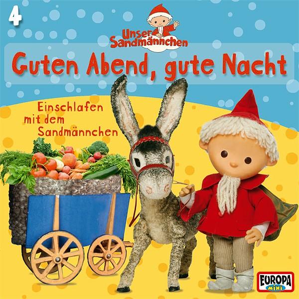 Unser Sandmännchen CD Vol. 4