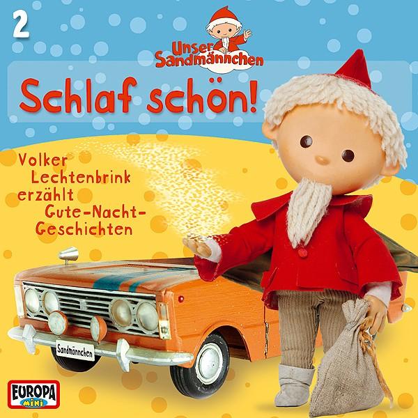 Unser Sandmännchen CD Vol. 2