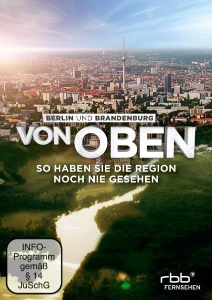 Berlin und Brandenburg von oben - So haben Sie die Region noch nie gesehen - DVD