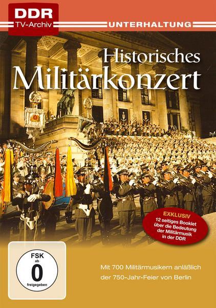 Historisches Militärkonzert Ansicht