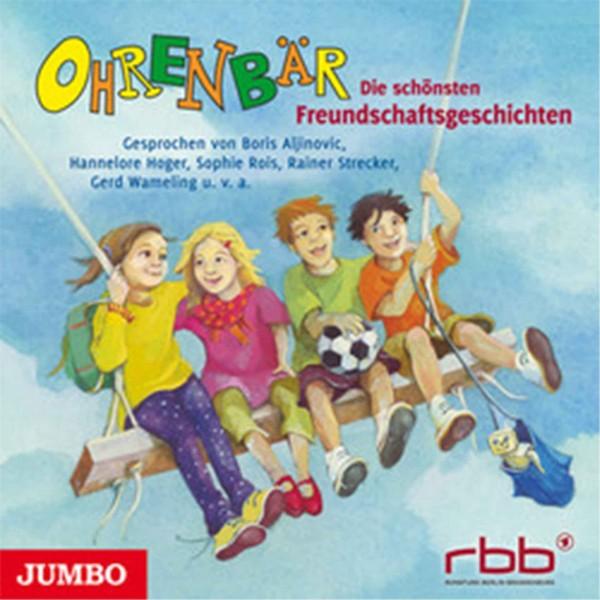 CD Freundschaftsgeschichten