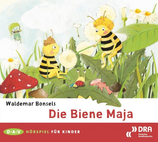 Die Biene Maja von Waldemar Bonsels (Hörspiel)