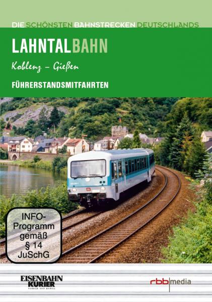 Die Lahntalbahn DVD