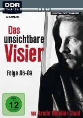 Das unsichtbare Visier Folge 6-9 (2er DVD-Box)