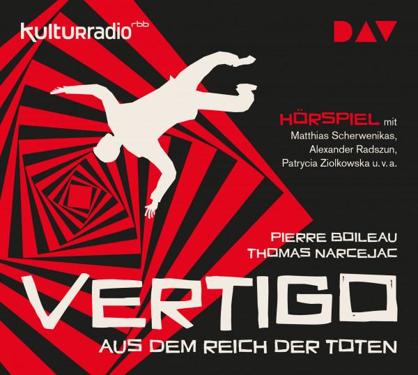 Vertigo. Aus dem Reich der Toten (Hörspiel-CD)