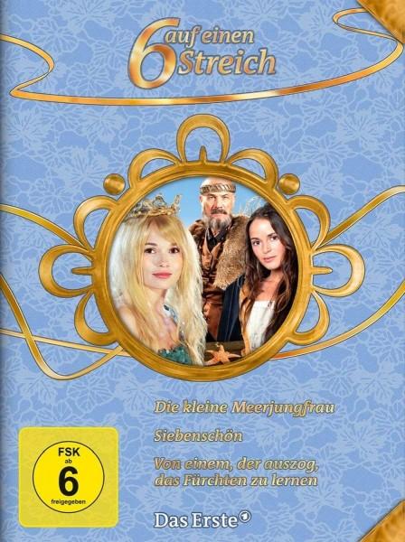 Sechs auf einen Streich Märchen Vol. 11 (3er DVD - Box)