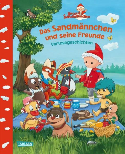 Das Sandmännchen und seine Freunde - Vorlesebuch (Buch)