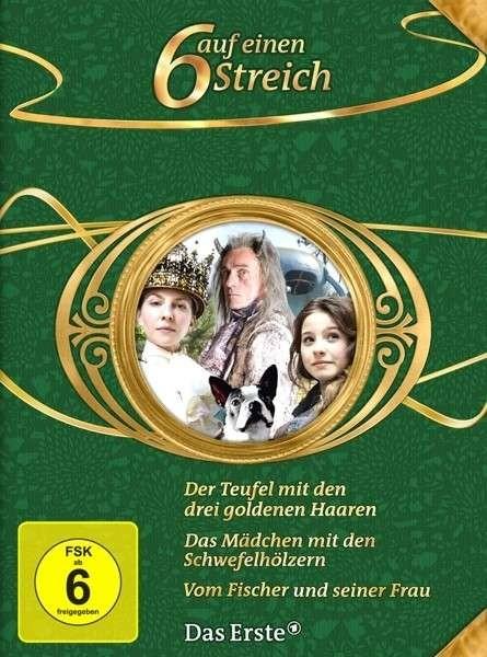 Sechs auf einen Streich Märchen Vol. 10 (3er DVD - Box)