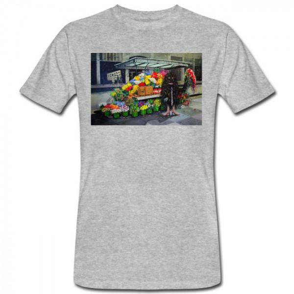 radioeins-Galerie T-Shirt mit Moritz Schleime