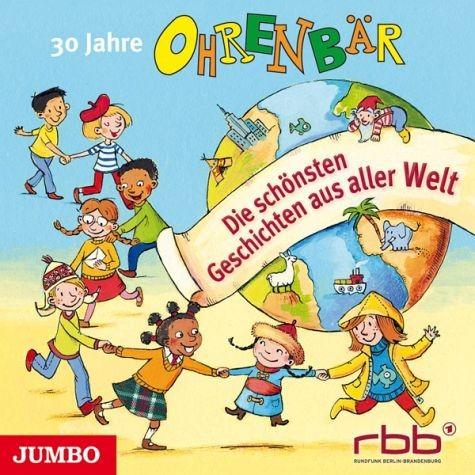 30 Jahre Ohrenbär CD