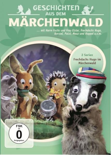 Geschichten aus dem Märchenwald DVD Vol. 8