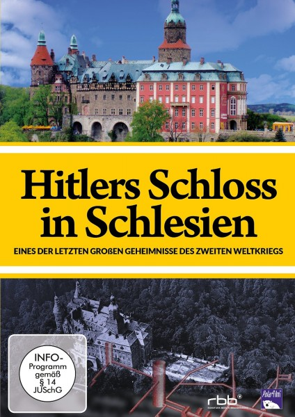 Hitlers Schloss in Schlesien (DVD)