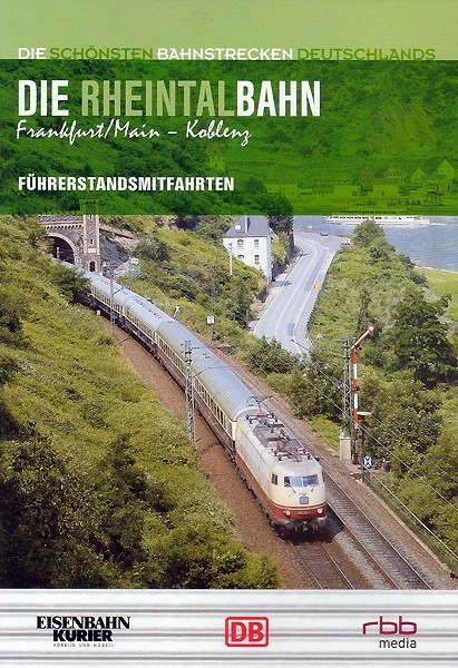 Die Rheintalbahn Cover