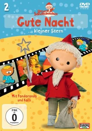 Unser Sandmännchen DVD Vol. 2