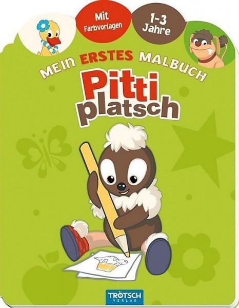 Pittiplatsch Malbuch