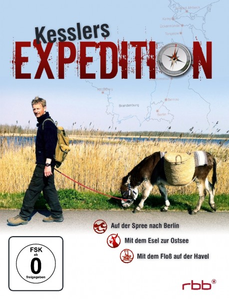 Kesslers Expedition Box 1 Cover