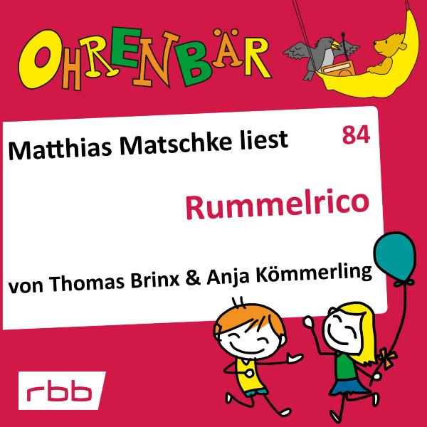 Ohrenbär Hörbuch (84) - Rummelrico - Download