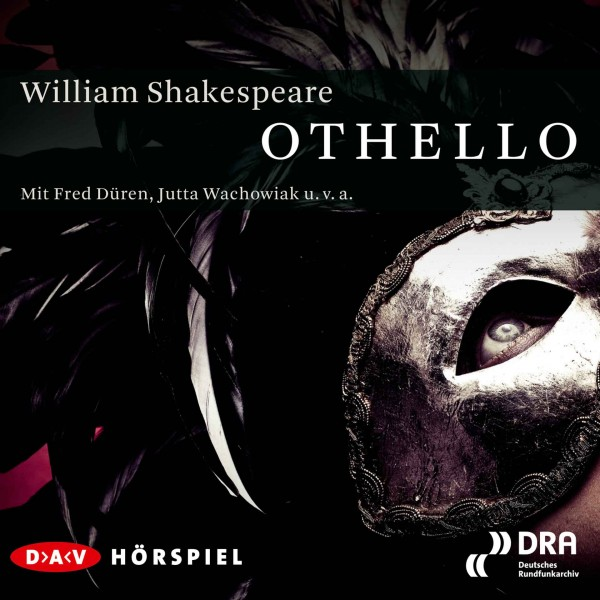 William Shakespeare - Othello CD