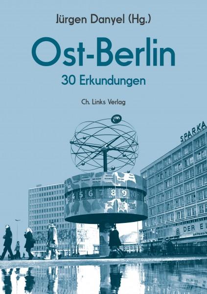 Ost-Berlin - 30 Erkundungen (Buch)