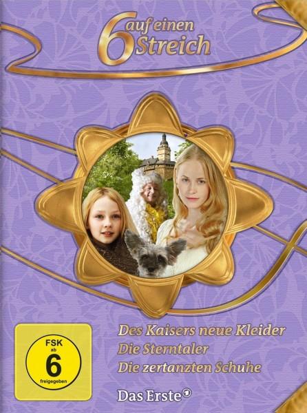 Sechs auf einen Streich - Märchen Teil 7 (3er DVD-Box)