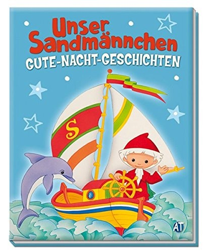 Unser Sandmännchen Buch Cover