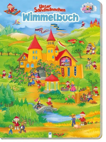 Unser Sandmännchen Wimmelbuch
