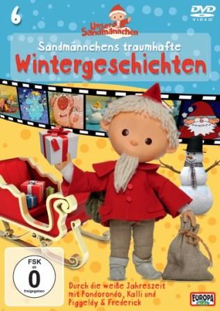 Unser Sandmännchen DVD Vol. 6