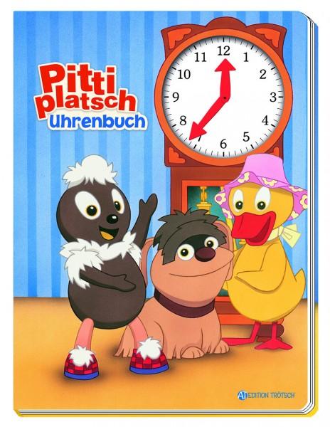 Pittiplatsch Uhrenbuch