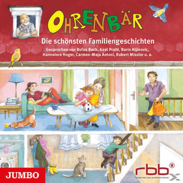 Ohrenbär - Familiengeschichten CD