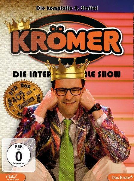 Kurt Krömer - Die internationale Show 4. Staffel (3 DVDs)